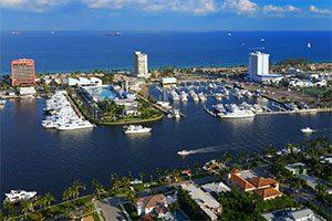 Aluguer de automóveis Fort Lauderdale