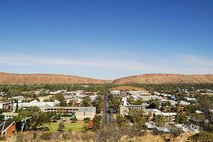 Aluguer de carros Alice Springs