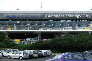 Aluguer de carros Budapeste Ferihegy Aeroporto