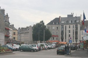 Aluguer de carros Cherbourg