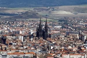Aluguer de carros Clermont Ferrand