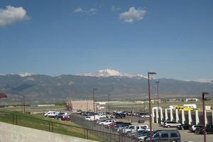 Aluguer de carros Colorado Springs Aeroporto
