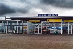 Aluguer de carros Esbjerg Aeroporto