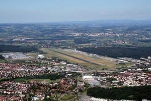 Aluguer de carros Friedrichshafen Aeroporto