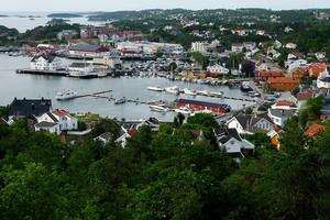 Aluguer de carros Grimstad