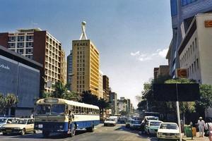 Aluguer de carros Harare