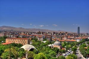 Aluguer de carros Konya