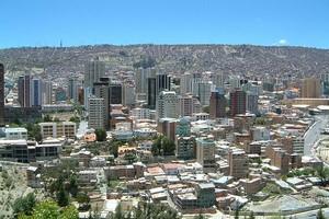 Aluguer de carros La Paz