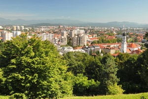 Aluguer de carros Ljubljana
