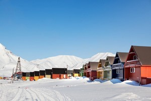 Aluguer de carros Longyearbyen