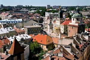 Aluguer de carros Lublin