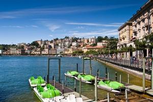 Aluguer de carros Lugano