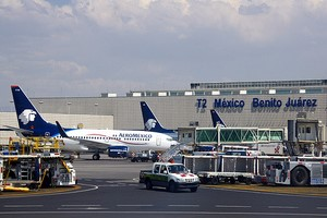 Aluguer de carros México City Aeroporto