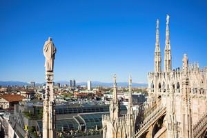 Aluguer de carros Milão