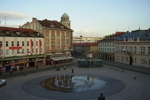 Aluguer de carros Osijek