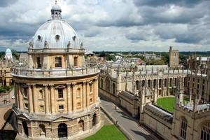 Aluguer de carros Oxford