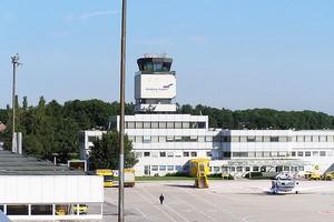 Salzburgo Aeroporto