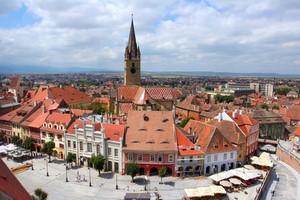 Aluguer de carros Sibiu