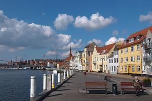 Aluguer de carros Sønderborg