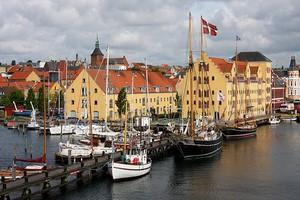 Aluguer de carros Svendborg