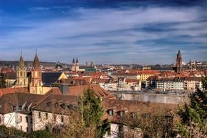 Aluguer de carros Würzburg