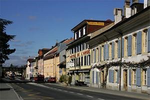 Aluguer de carros Yverdon Les Bains